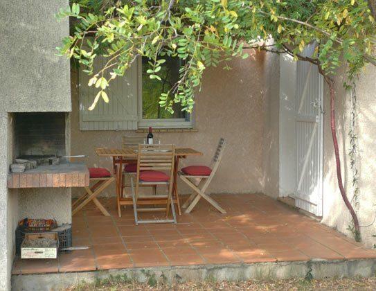 Languedoc Ferienhaus Lezignan Corbieres Grill