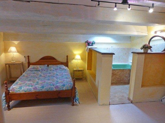 Schlafzimmer Narbonne Ferienhaus Ref. 95515-11