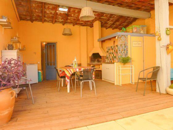 Gartenküche Narbonne Ferienhaus Ref. 95515-8