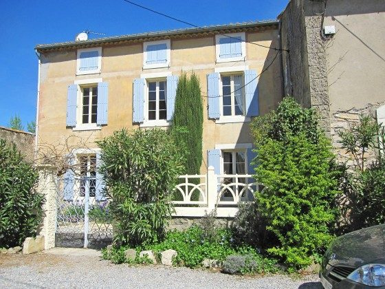 Außenansicht Narbonne Ferienhaus Ref. 95515-8