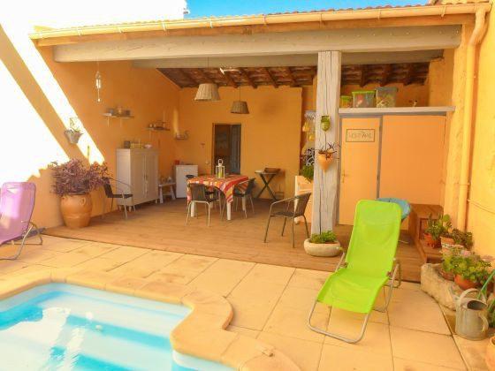Gartenküche 2 Narbonne Ferienhaus Ref. 95515-8