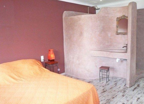 Schlafzimmer 2  Languedoc-Roussillon Corbières Ferienhaus Ref. 95515-9