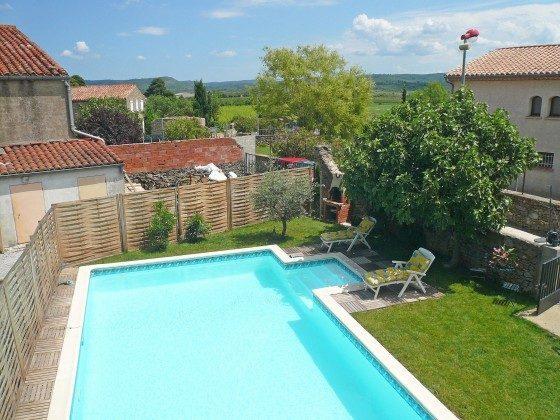 Pool  Languedoc-Roussillon Corbières Ferienhaus Ref. 95515-9