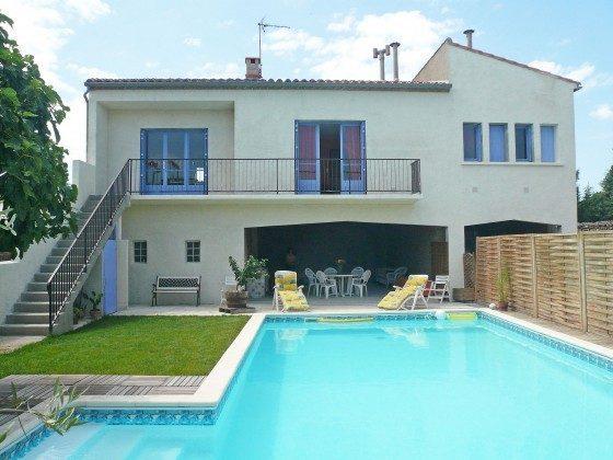 Ferienhaus Languedoc-Roussillon mit nahegelegener Tennisanlage