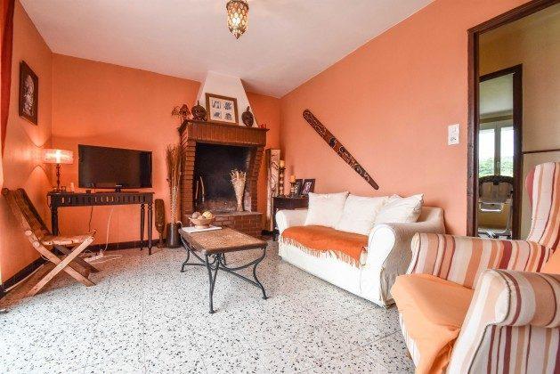 Wohnzimmer  Languedoc-Roussillon Corbières Ferienhaus Ref. 95515-9