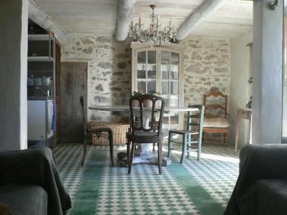 Bild 1 - Languedoc Alès Ferienhaus La mas de chineur - Objekt 2051-15