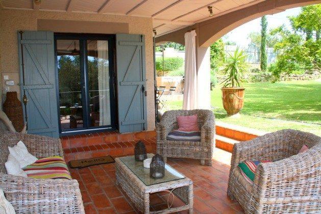 Bild 15 - 2 Ferienhäuser mit gemeinsamen Pool nahe Collias  - Objekt 153503-1