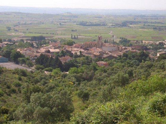 Landschaft Languedoc Ferienhaus bei Clermont l'Herault Objekt 2233-1