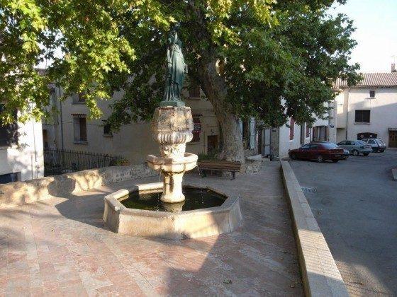 Brunnen Languedoc Ferienhaus bei Clermont l'Herault Objekt 2233-1