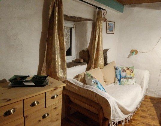 Schlafzimmer EG  Schlafcouch 90/200