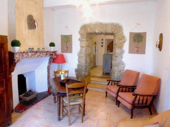 Wohnzimmer Minerve Ferienhaus Ref. 95515-13