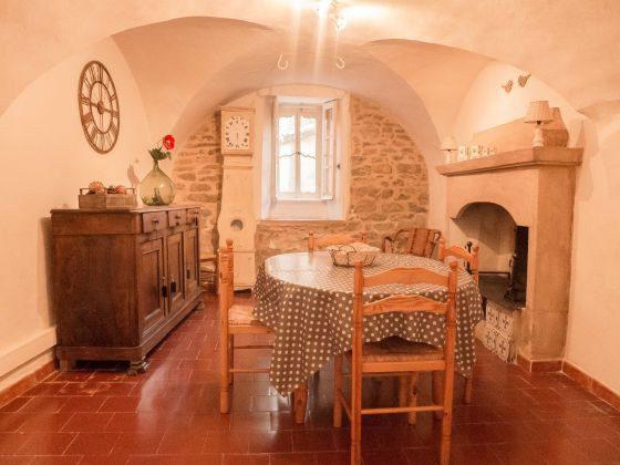 Frankreich Minerve Ferienhaus Ref. 95515-13 Esszimmer 1