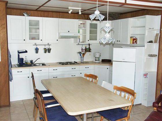 Küche, Südfrankreich, Ferienhaus, Privat, nähe Meer, Bewachte Anlage