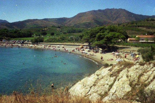 Bucht bei Paulilles