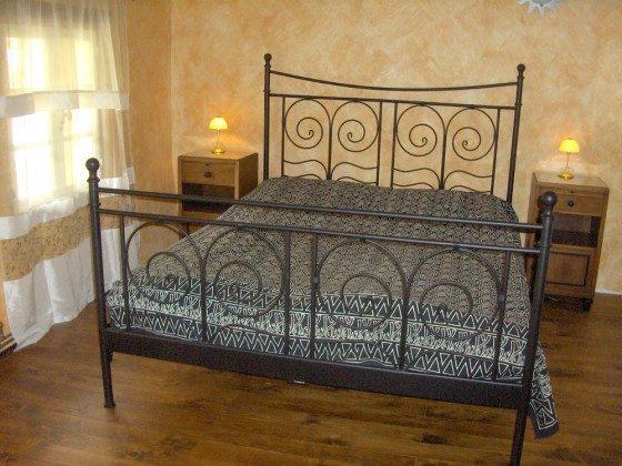 Schlaftimmer 1 m. Doppelbett