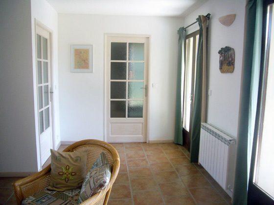 Ferienhaus Tresserre/Perpignan Wohnzimmer