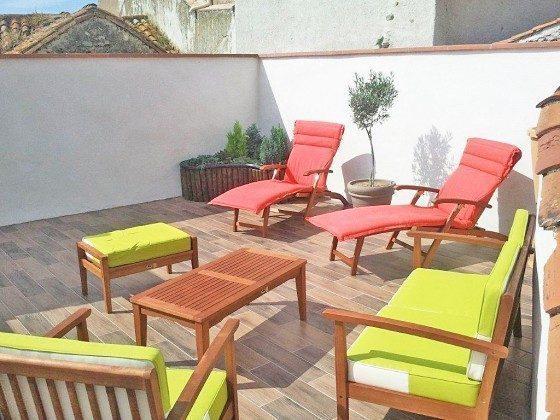 Dachterrasse Perpignan Ferienhaus Ref. 95515-14