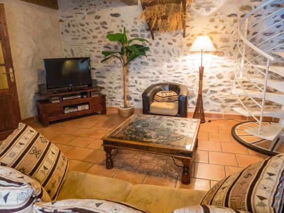 Perpignan Ferienhaus Ref. 95515-14 Wohnbereich 2