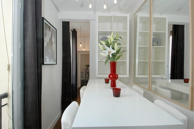 Essbereich Wohnzimmer Apartment Paris Bretagne Ref. 67038-10
