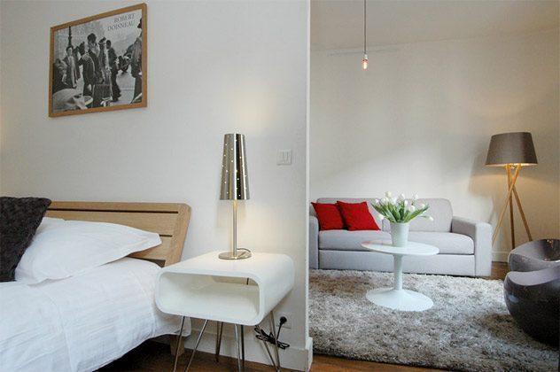 Schlafzimmer a Apartment Paris Bretagne Ref. 67038-10