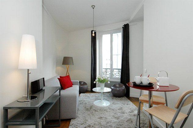 Wohnzimmer a Apartment Paris Bretagne Ref. 67038-10