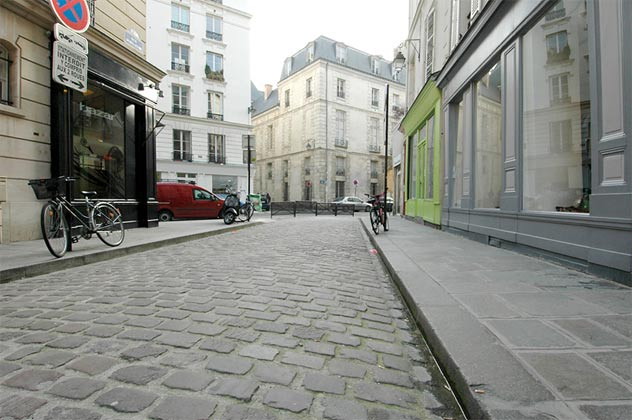Strasse Apartment Paris Bretagne Ref. 67038-10
