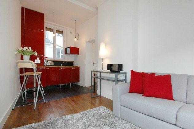 Wohnzimmer Küche Apartment Paris Bretagne Ref. 67038-10
