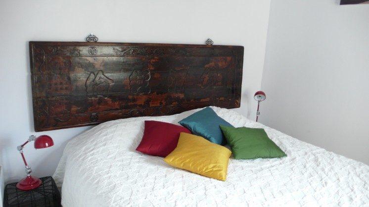 Ferienwohnung Paris - Schlafzimmer