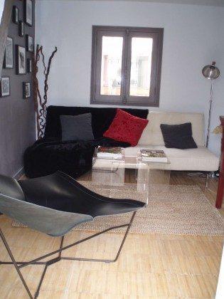 Ferienwohnung Paris - Wohnzimmer
