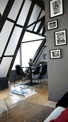 Ferienwohnung Paris - Esszimmer