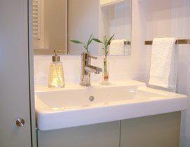 Ferienwohnung Paris - Badezimmer
