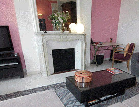 Wohnzimmer Ferienwohnung Paris 67038-7