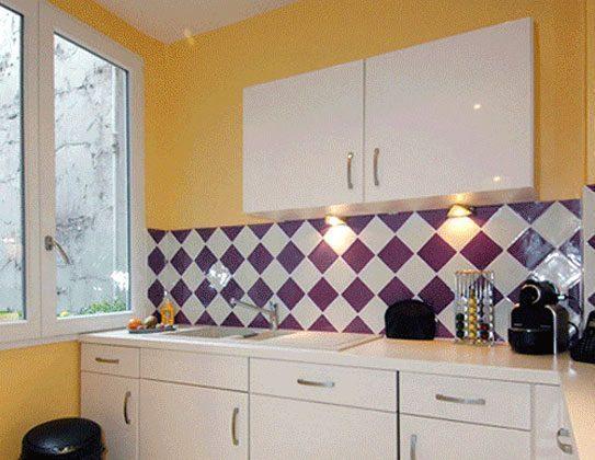 Küche  Ferienwohnung Paris 67038-7