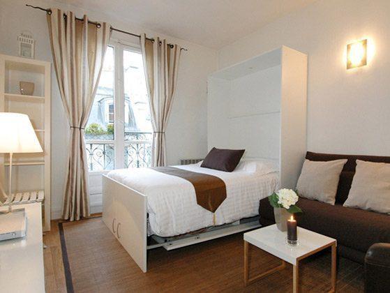 Wohnzimmer Klappbett Apartment Paris Louvre Opera Ref. 67038-8