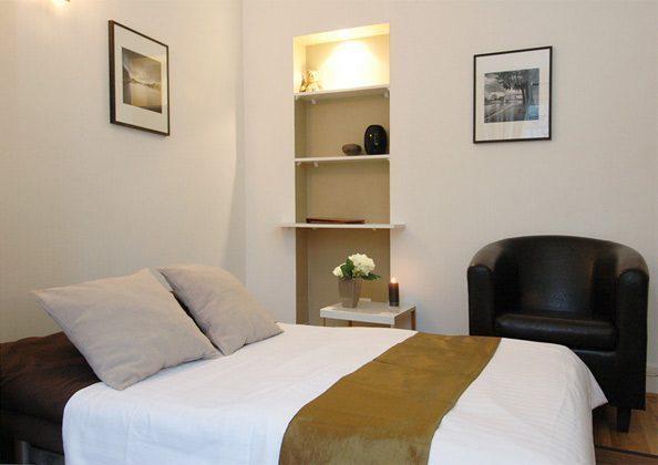 Wohnzimmer Schlafsofa Apartment Paris Louvre Opera Ref. 67038-8