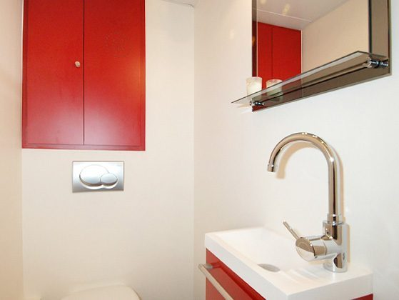 Toilette Studio Paris Temple Beaubourg Ref. 67038-9