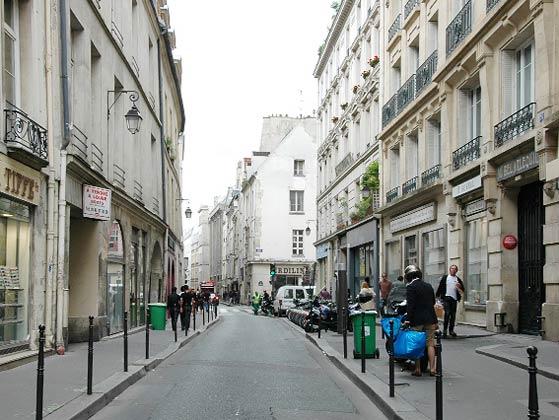 Umgebung Studio Paris Temple Beaubourg Ref. 67038-9