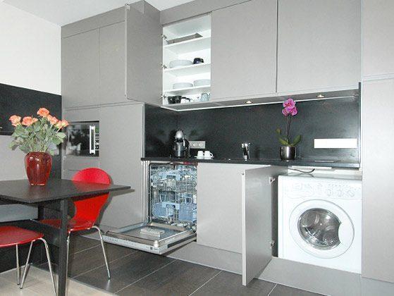 Küchenzeile Studio Paris Temple Beaubourg Ref. 67038-9