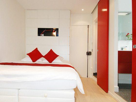 Schlafbereich a Studio Paris Temple Beaubourg Ref. 67038-9