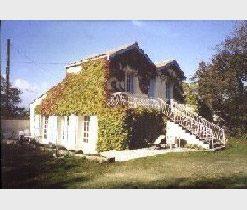 Ferienhaus Poitou-Charentes mit Garten