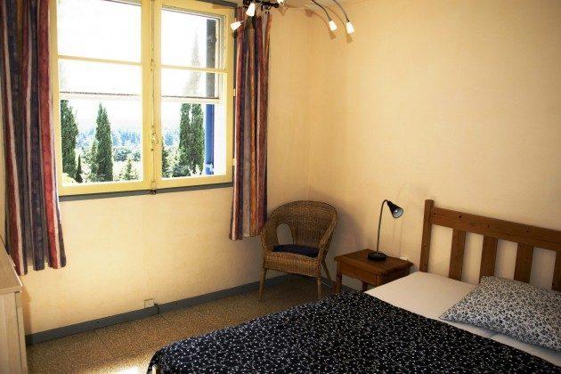 """""""Le Mûrier"""" - Schlafzimmer 2 mit Doppelbett"""
