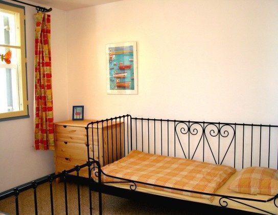 """""""Le Mûrier"""" - Schlafzimmer 3 mit 2 Einzelbetten"""