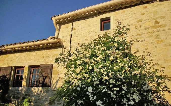 Bild 12 - Provence - Languedoc Kleines Dorfhaus bei Uzès - Objekt 22722-1