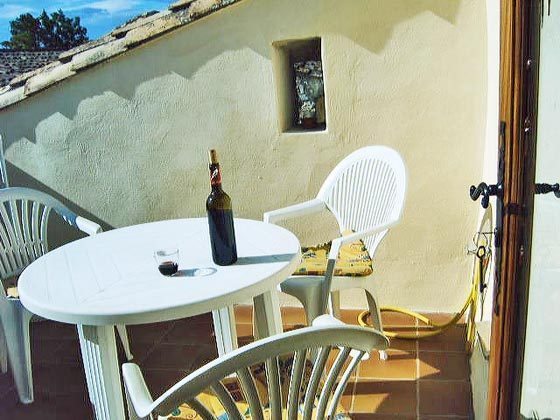 Bild 4 - Provence - Languedoc Kleines Dorfhaus bei Uzès - Objekt 22722-1