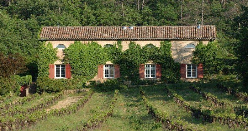 Ferienwohnungen in der grünen Provence