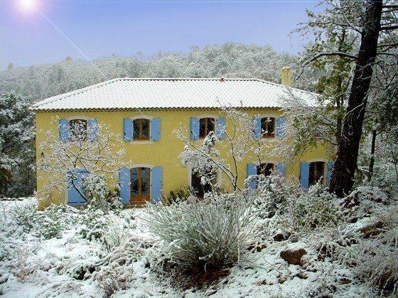 Frankreich Provence Landhaus in Bras
