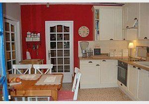 Küche inklusive Essplatz