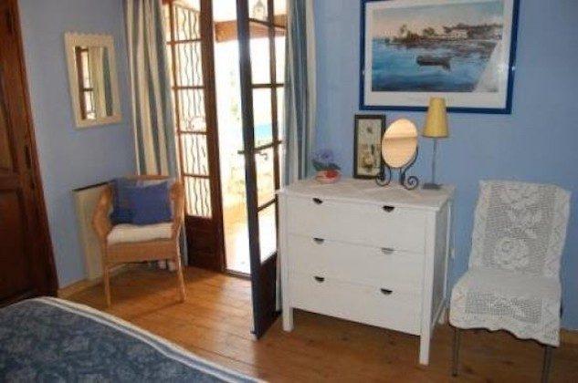 Elternschlafzimmer inklusive Balkon