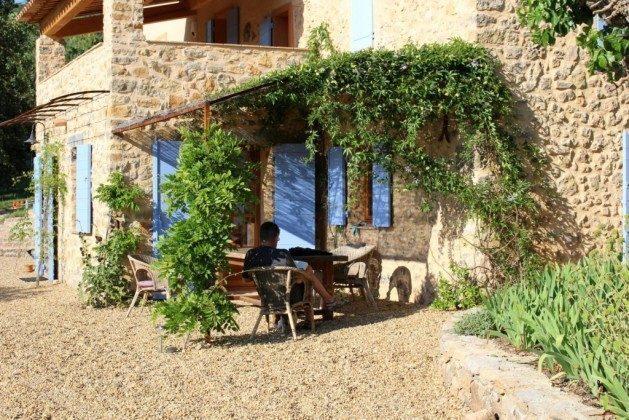 Provence Entrecasteaux Landhaus Le Bas de Pierre Ambert Bild 12