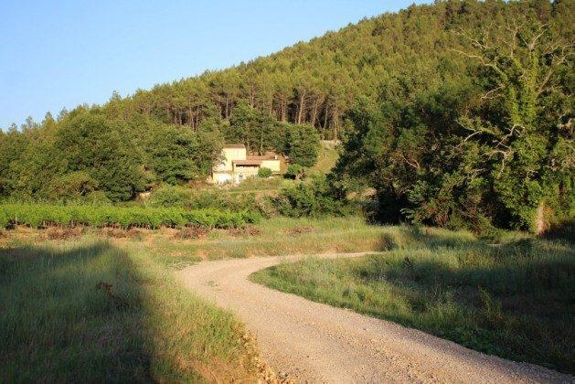 Provence Entrecasteaux Landhaus Le Bas de Pierre Ambert Bild 15